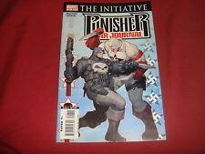 PUNISHER WAR JOURNAL #8 The Initiative Matt Fraction Marvel Comics 2007