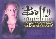 "Buffy Memories - B1 ""Coming September 2006"" Promo Card"