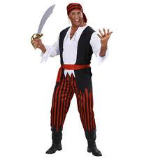 Costume Carnevale Adulto, Travestimento Pirata PS 22021