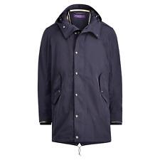 $2,495 Ralph Lauren Purple Label Wimbledon Waterproof Rain Coat Jacket Parka NWT