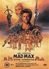 EX RENTAL MAD MAX BEYOND THUNDERDOME DVD SLEEVE DAMAGED MEL GIBSON GUARANTEED