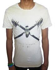 Pearly King Men's GOLDEN T-Shirt Bone (PKTS043)
