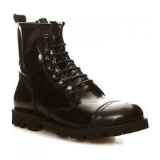 "Diesel Damen Boots Stiefeletten "" D-KOMBATT "" Schwarz #435"
