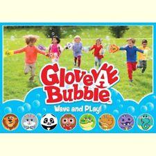 Glove a Bubble - Super Fun Bubble Making Glove! Garden Outdoors Summer Toy