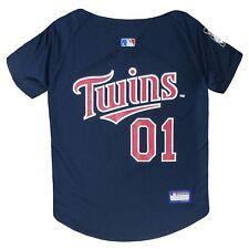 MINNESOTA TWINS MLB Dog Pet Jersey (all sizes)