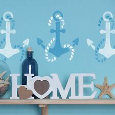 Craftstar Ancla Stencil-Hazlo tú mismo/decoración del hogar plantilla de anclaje