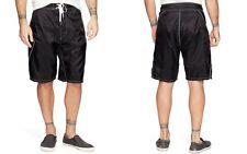 Denim & Supply Ralph Lauren Men's Ripstop Surfer Shorts, Black, Sizes 30; 36; 38