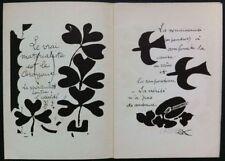 Hommage à Georges Braque