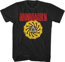 Soundgarden Bad Motor Finger S, M, L, XL, 2XL Black T-Shirt