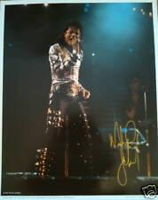 """Michael Jackson New Rare Poster 21""""x17"""" Live In Dallas"""