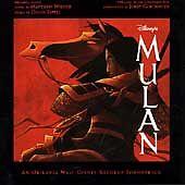Mulan: An Original Walt Disney Records Soundtrack NEW