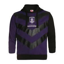 AFL Fremantle Dockers Pullover Mens Hoody Hoodie,  sizes S L XL 3XL