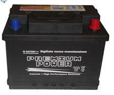 Batteria Auto 60 AH - 2 Anni garanzia-tecn.calcio/calcio +30% Spunto 540A(dx/sx)