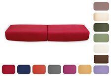 COPRICUSCINO divano  3 posti max cm 220  MILLERIGHE 13 colori