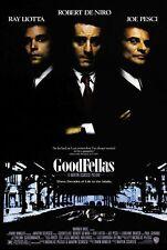 187660 Goodfellas (1990) MOVIE Gangster Mafia Scorsese Wall Print Poster CA
