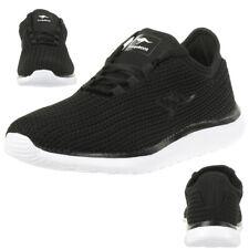 Kangaroos Bumpy Woven Sneaker Laufschuh Damen Schuhe 39077 000 schwarz