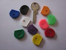 10 x Copertura riconoscimento chiavi colorato ordinato - Cap con foro,