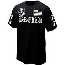 T-Shirt BREIZH BRETAGNE BZH BRETON - Maillot ★★★★★★