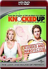 Knocked Up [HD DVD], Acceptable DVD, Jonah Hill, Katherine Heigl, Paul Rudd, Les