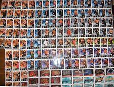 CATCH SLAM ATTAX Lot de 50 Cartes différentes NEUVES
