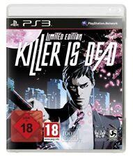 Killer Is Dead - Limited Edition PS3 Neu & OVP