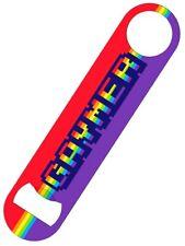 Bottle Opener Gaymer Bar Blade White 18 x 4cm