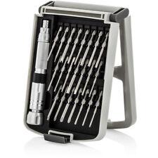 deleyCON mini Schraubendreher Set 23-teilig Magnetisch Elektronik & Feinmechanik