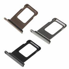 Dual SIM-Tray Halter zu APPLE IPHONE XS MAX - Slot Karte Schlitten Rahmen Holder