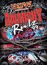 ECW - Anarchy Rulz 99 (DVD, 2002) Like New w/ insert WWE WWF