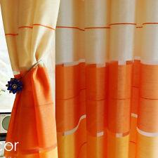 Rideau oeillet GDV 2 Semi-transparent avec SET pour un fenêtre NEUF