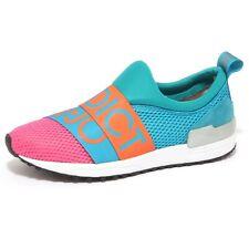 9002P sneaker LIU JO turchese/fucsia scarpa donna shoe woman