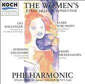 NEW The Women's Philharmonic - Falletta/Cheng/Benet (CD, Dec-1992, Koch (USA))