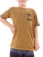Brunotti Camiseta T-Shirt Ancondo Camiseta deportiva Camisa de verano marrón