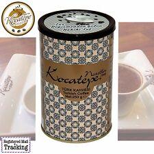 Kocatepe Traditional Turkish Coffee - Fresh and New - 1 Box of 250 gr / 8,82 oz