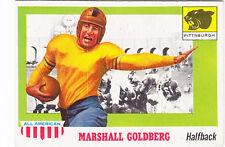 Jewish Americana, Marshall Goldberg, All American, Pitt