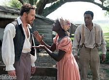 PHOTO 12 YEARS A SLAVE - MICHAEL FASSBENDER REF (FASSP2804320141)