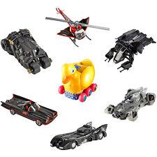 Hot Wheels Batman 1:50 scale Die-cast Vehicles (Choose from 7 styles) DKL20 Asst
