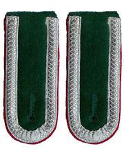Allemand UNTEROFFIZIER bouteille vert épaule plateaux - WW2 épaulettes couleur