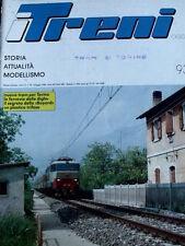 I Treni 93 Nuovi tram di Torino - test e misure Automotore Liliput H0 FS 218