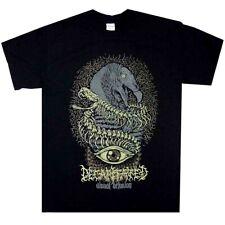 Decapitated Visual Delusion Shirt S M L XL XXL Officl T-Shirt Death Metal Tshirt