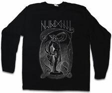 Heimdall manga larga T-Shirt vikingo God Ravens Odin Thor Loki Midgard al Valhalla