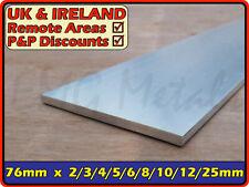 1pc 6061 T6 Aluminum Alloy Flat Bar 10mm x 20mm x 500mm #EE-BK  GY