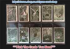 ☆ R.S. Challis (Baldric) Wild Birds at Home 1935 (G) *Please Select Card*