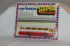 Majorette Super Tandems #373 Neoplan Omnibus, London>Paris>Madrid, MOC, #3