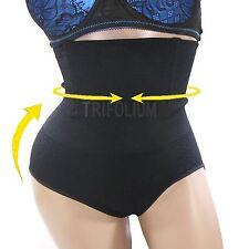 Cintura de pantalones sin costuras firme Tummy Control Shaper Bragas Calzoncillos Trifolium 8103