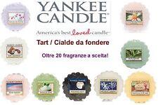 YANKEE CANDLE Candele profumate Tart Cialde da fondere