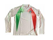 Puma Italien Italia Jersey Trikot langarm Gr.XXL XXXL