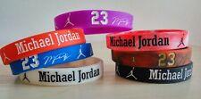 Braccialetto MICHAEL JORDAN 23 Chicago Bulls NBA BASKET MJ bracciale AIR nike