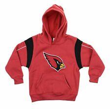 NFL Youth Kids Hoodie Sweatshirt, Multiple Teams (Arizona Cardinals, Large (12))