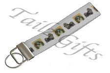 Shih Tzu Breed of Dog Matching Keyring Key Ring   Bookmark   Perfect Gift